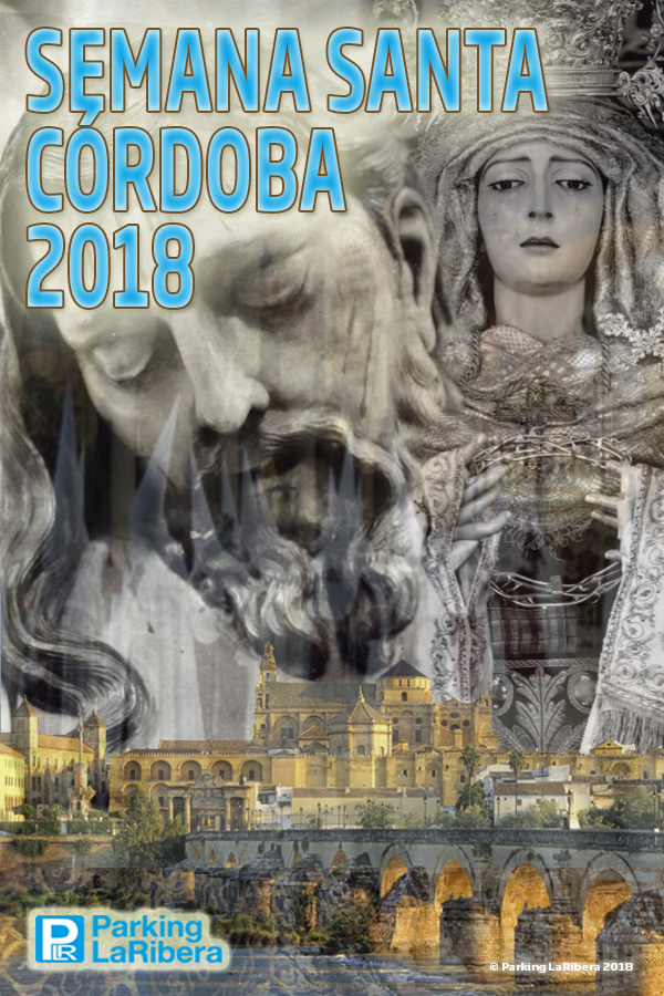 Parking-La-Ribera-Semana-Santa-Cordoba-2018-Cartel